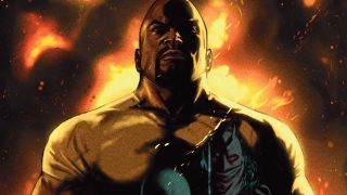 Luke Cage: City of Fire #1