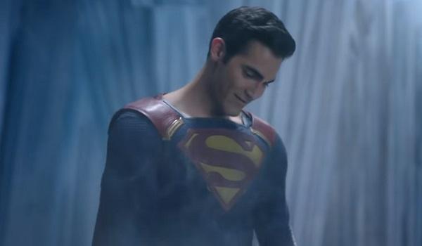 Superman Tyler Hoechlin Supergirl The CW