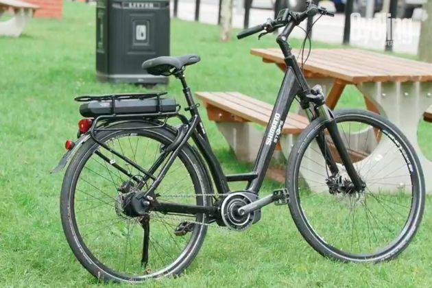 shimano steps electric bike
