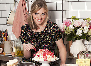 Sophie Dahl: 'I came away a much better cook'