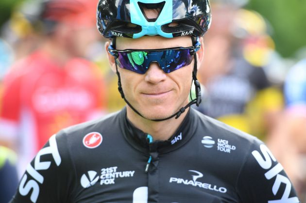 Porte wins time trial at Criterium du Dauphine; Froome 8th