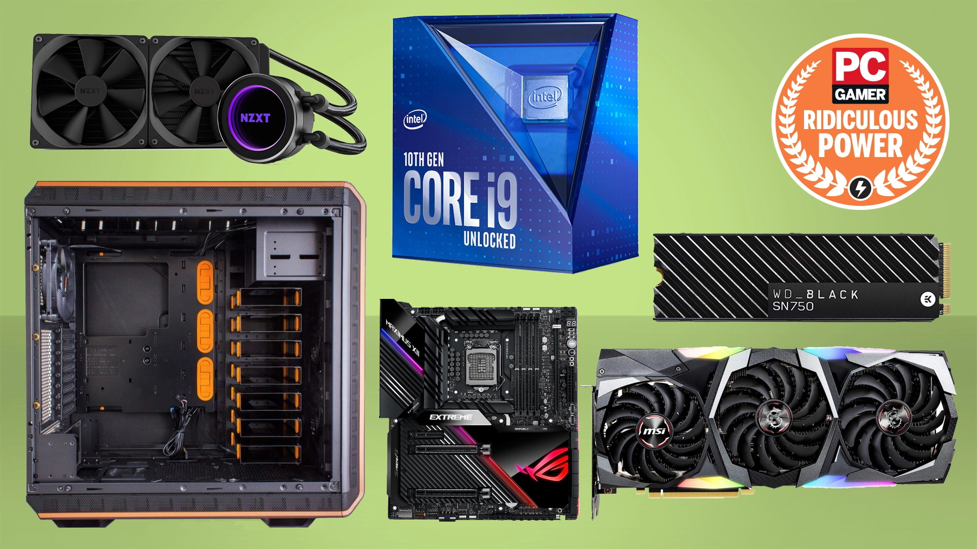 Best Pc Builds 2021 Extreme gaming PC build 2020 | PC Gamer