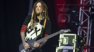 Brian Head Welch of Korn