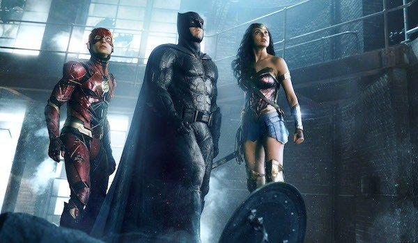 Justice League Batman Wonder Woman The Flash