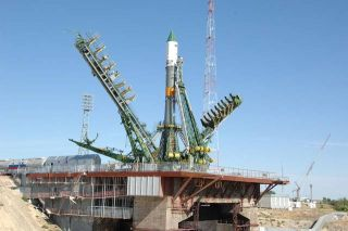 Russian Cargo Ship Launches Towards Space Station