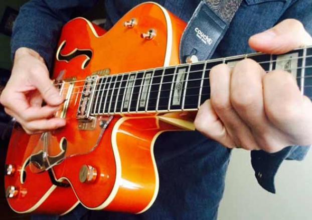 Five Steps to Walking Basslines on Guitar