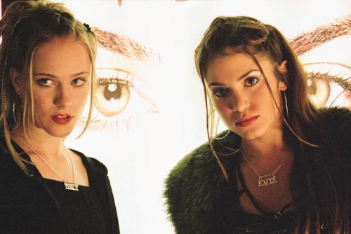 Evan Rachel Wood, Nikki Reed