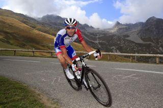 Groupama-FDJ's Thibaut Pinot on stage 16 of the 2020 Tour de France