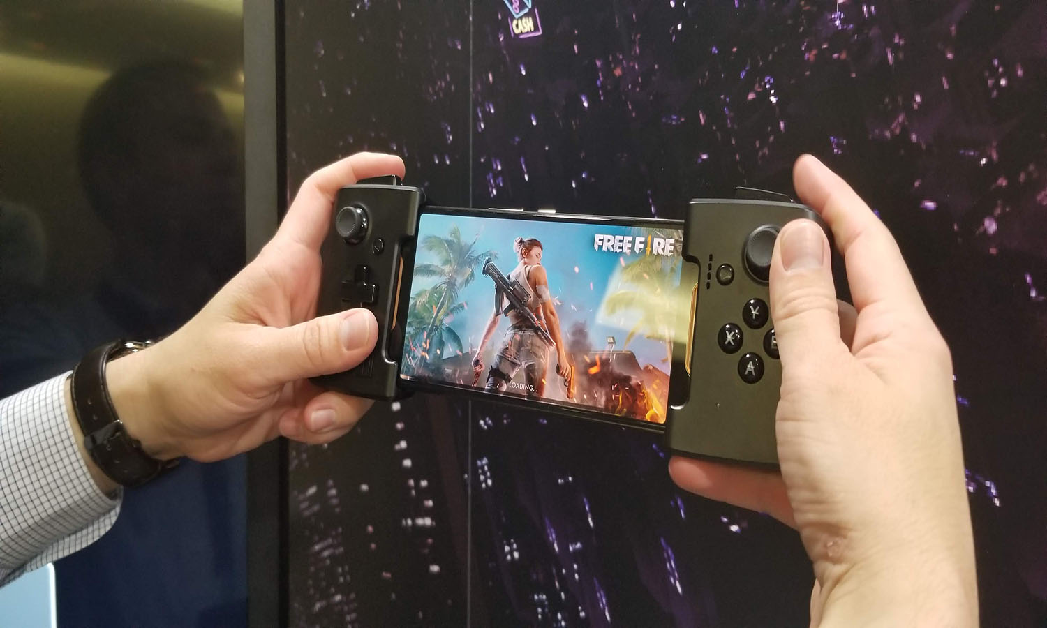 Asus ROG Phone Lets You Play Fortnite Fast | Tom's Guide
