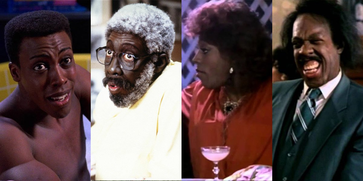 Arsenio Hall's Characters Coming To America