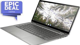 HP Chromebook x360 14c Black Friday deal
