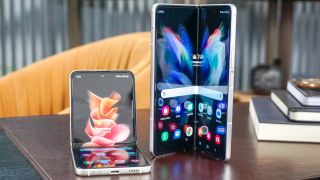 Samsung Galaxy Z Fold 3 hands-on review