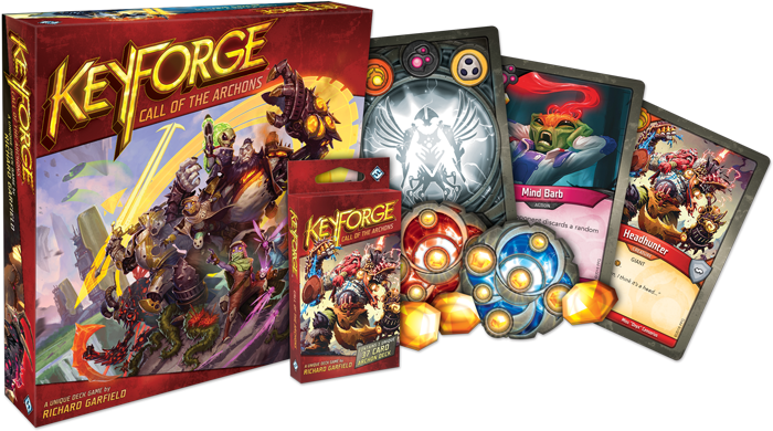 Magic: The Gathering's creator has a new card game in which