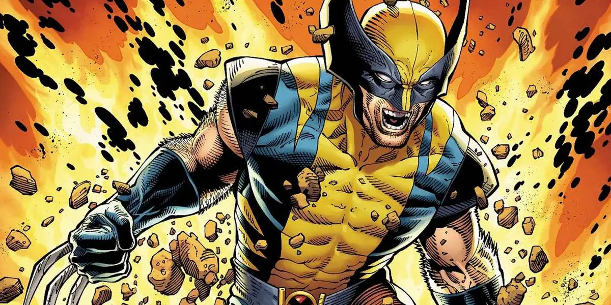 Logan is Wolverine from X-Men