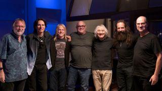 Jim Cox, Steve Vai, Steve Morse, Sterling Ball, Albert Lee, John Petrucci, John Ferraro