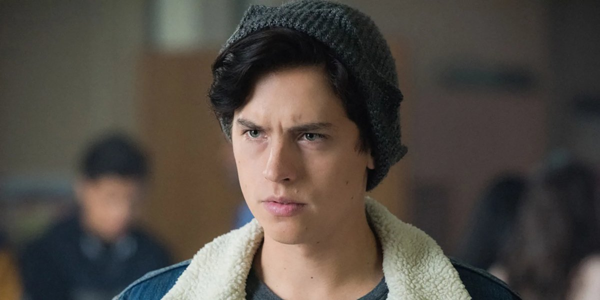 Cole Sprouse on Riverdale