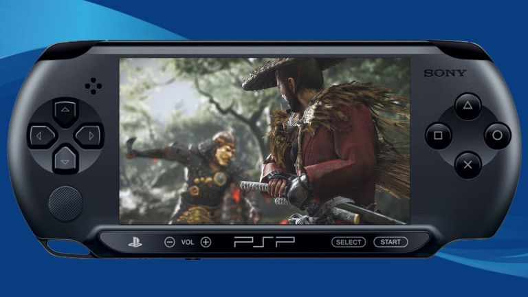 Sony PSP 5G PS5 Xbox Series X
