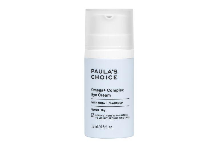 paulas choice launches Omega Complex Eye Cream