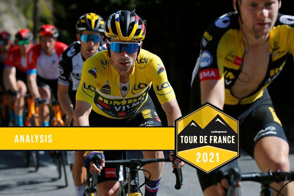 Analysing Jumbo-Visma's 2021 Tour de France squad