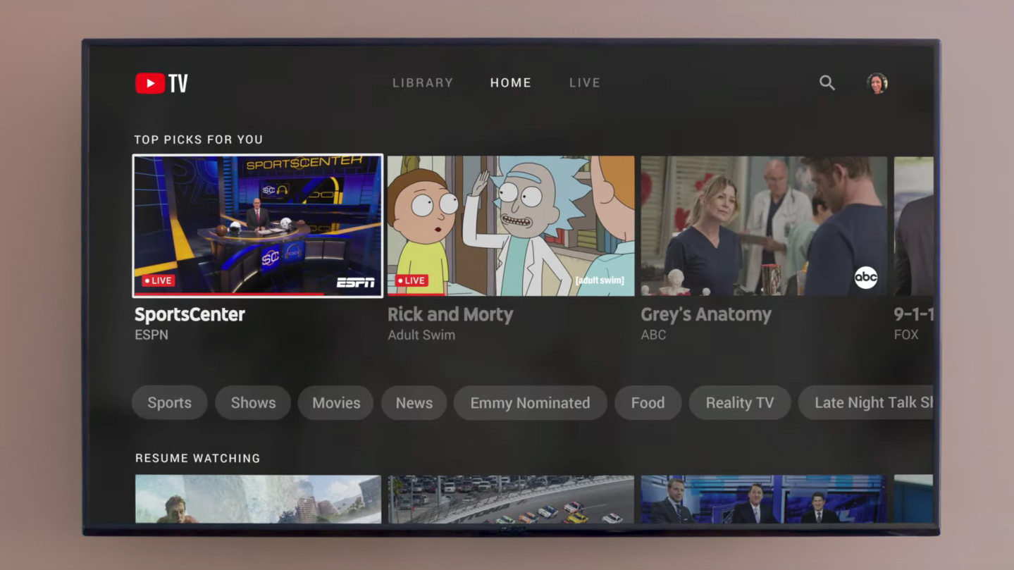 Youtube Tv Review A Reasonably Priced Cable Tv Alternative