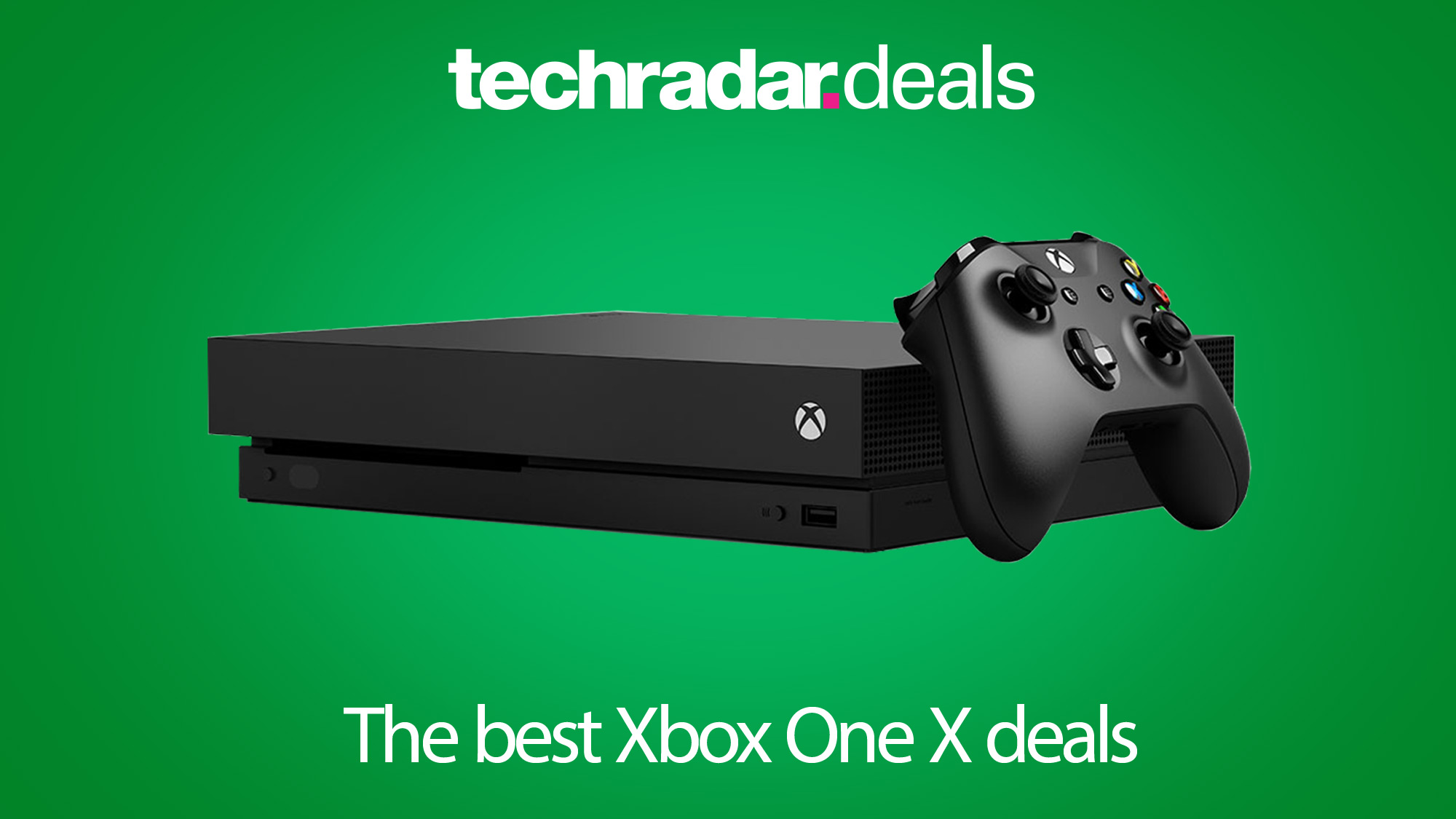 The Best Cheap Xbox One X Prices Bundles And Deals In February 2021 Techradar
