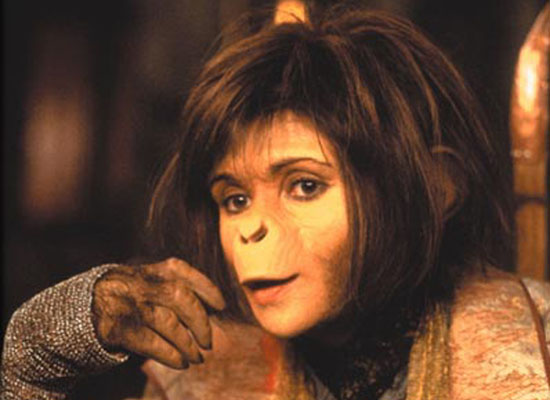 Couch Potato's Tuesday Teaser: Why was Planet of the Apes ...