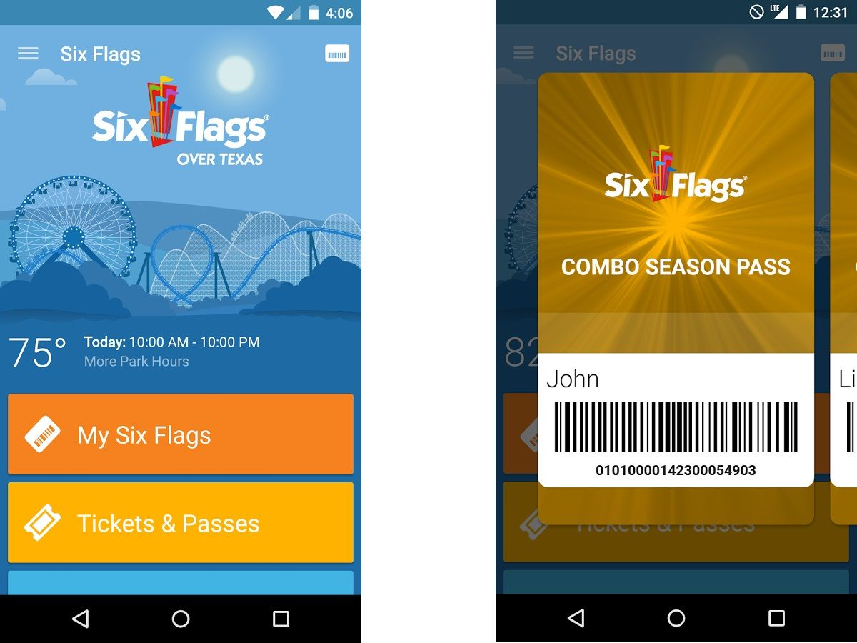Best Six Flags Apps for a Stress-Free Trip | Tom's Guide