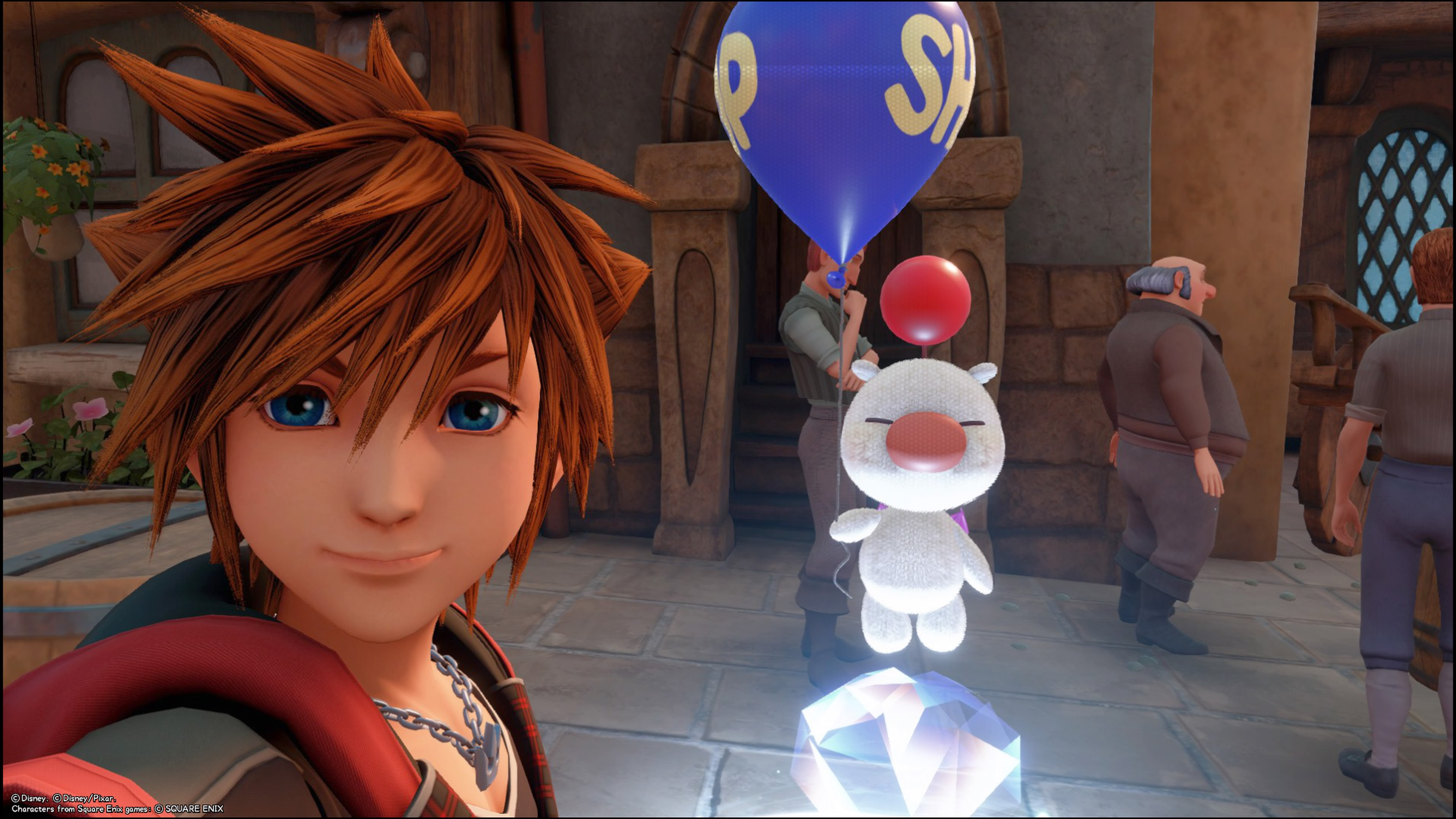 Kingdom Hearts 3 Photo Missions Guide How To Complete The Moogle Pictures In Kingdom Hearts 3 Gamesradar