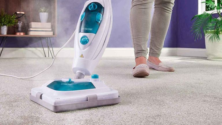 Steam cleaner: VYTRONIX DSM13 10-in-1 1300W Multifunction Handheld & Upright Floor/Carpet Steam Cleaner Mop