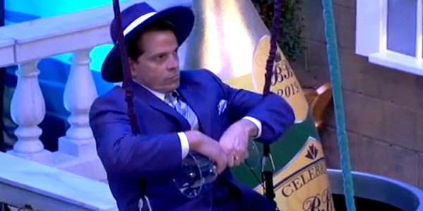 Anthony Scaramucci The Mooch Celebrity Big Brother 2019 CBS