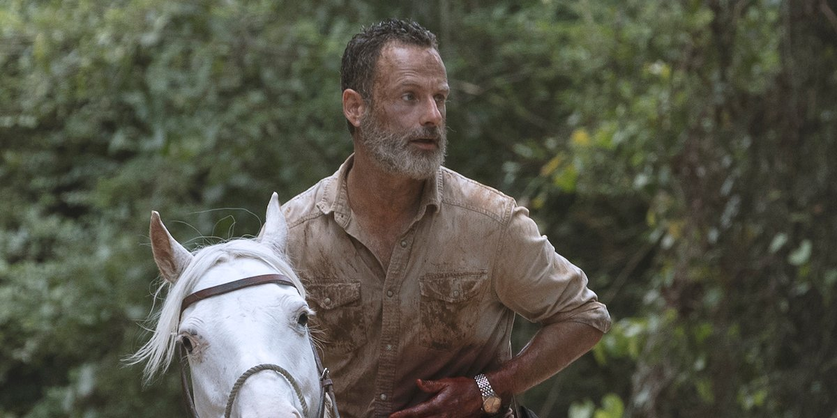 the walking dead rick grimes' final episode