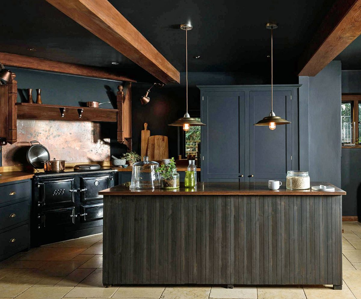 5 new rustic kitchen ideas that prove country can be more than cute