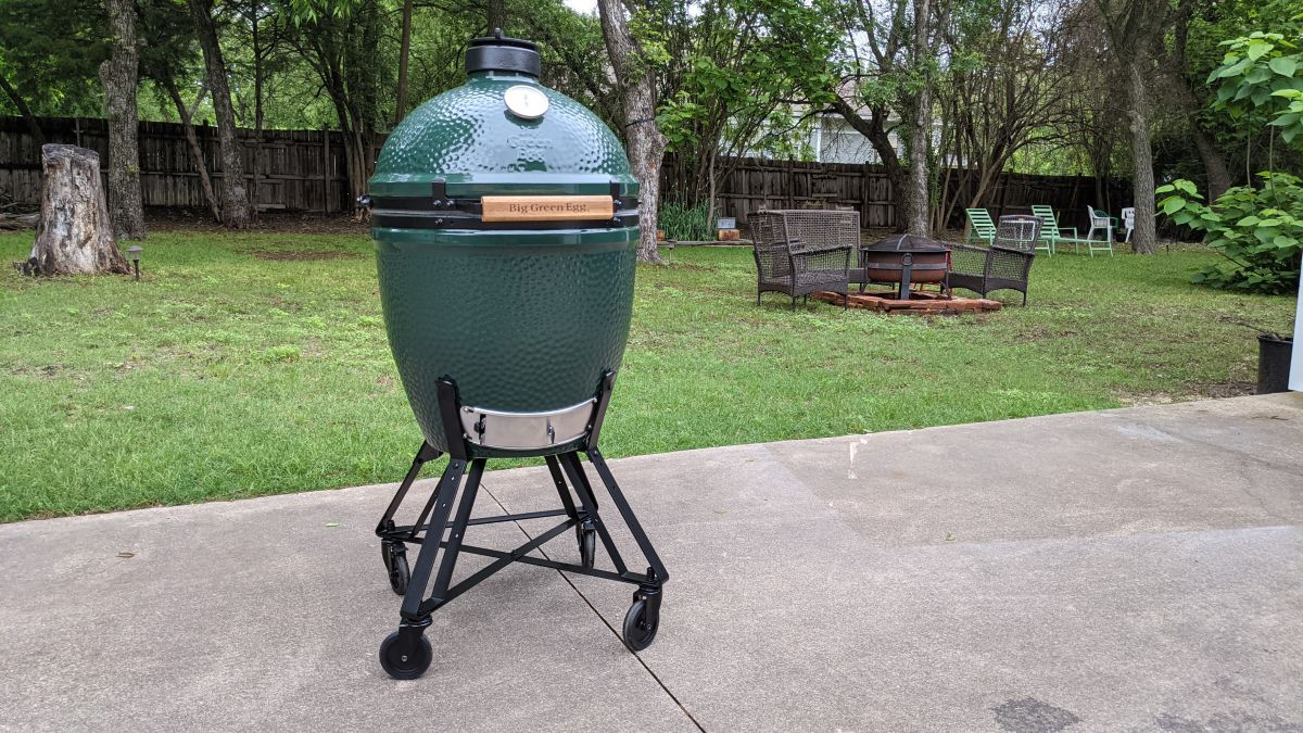 Big Green Egg review: the most versatile charcoal grill for summer barbecues