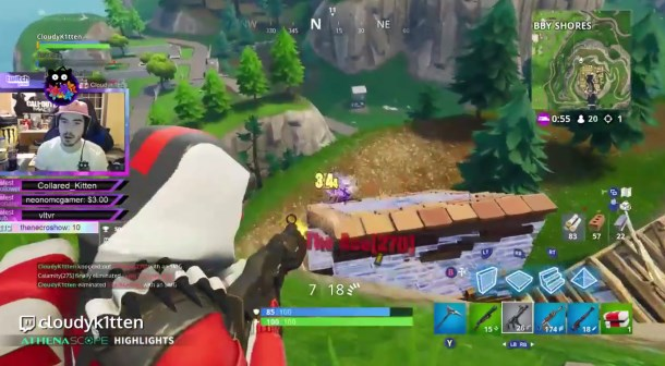 This Tech Uses Ai To Automatically Create Highlight Clips For You In Fortnite And Pubg Pc Gamer