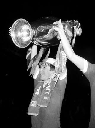 Soccer – European Cup Final 1978 – Liverpool v FC Bruges