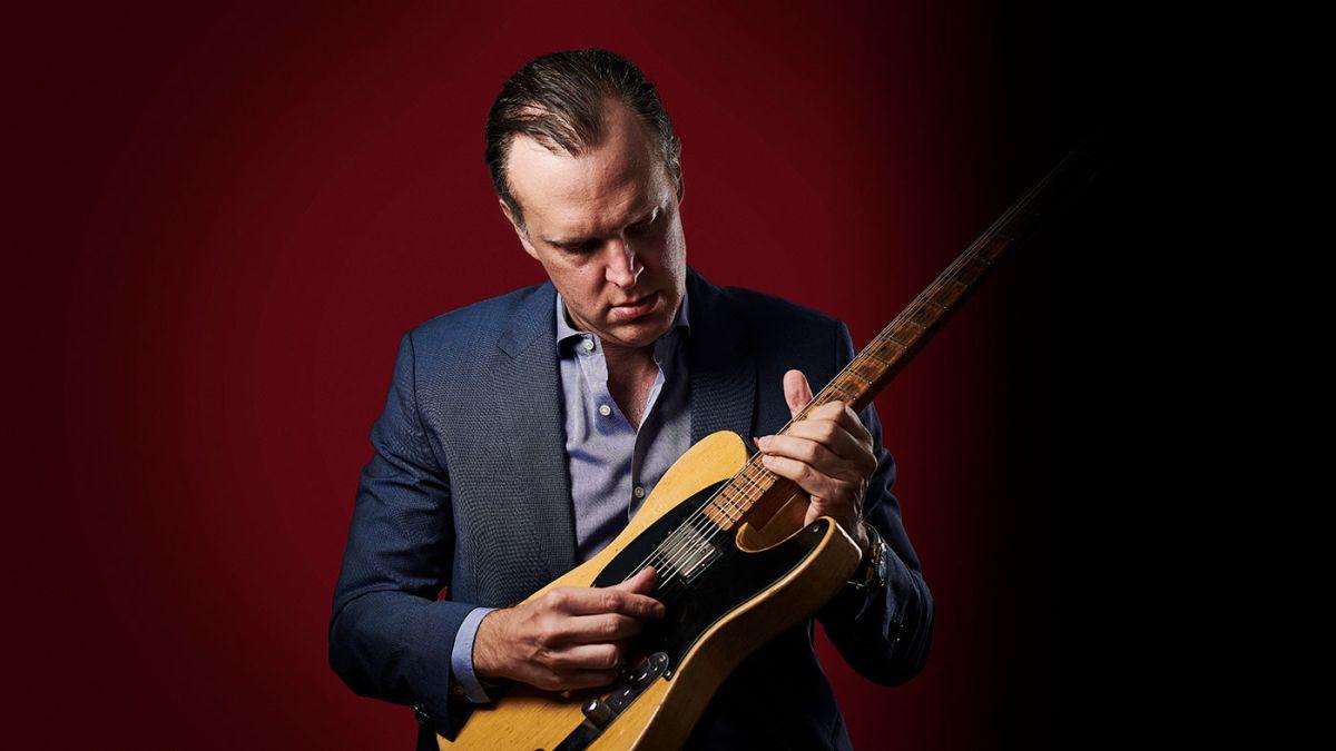 "Joe Bonamassa says his 1951 Fender Nocaster is his ""best"" guitar"