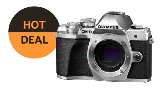 Just £349 for Olympus OM-D E-M10 III – lowest price ever!