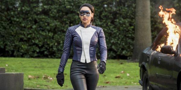 the flash iris speedster