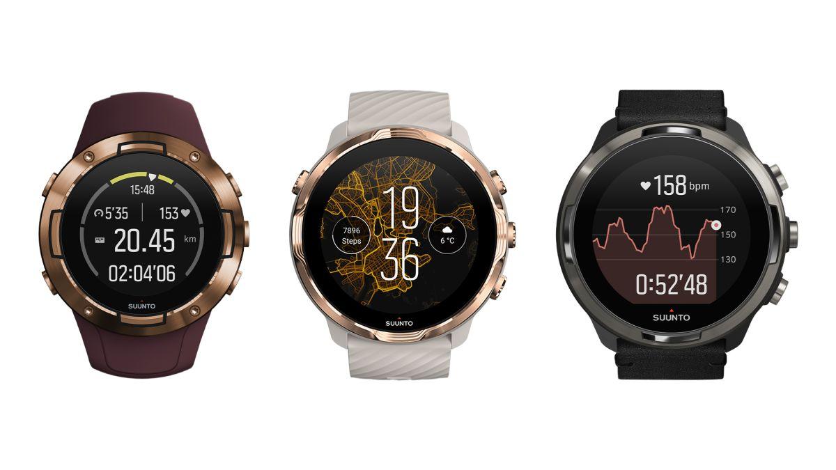 Suunto re-enters in India with 3 premium smartwatches