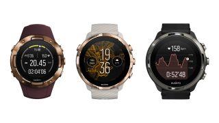 Suunto smartwatches
