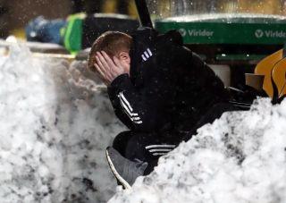 Livingston v Celtic – Scottish Premiership – Toni Macaroni Arena