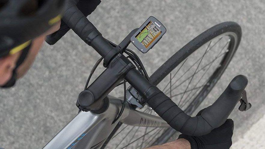 Garmin Edge 520 Plus GPS Cycling Computer Black