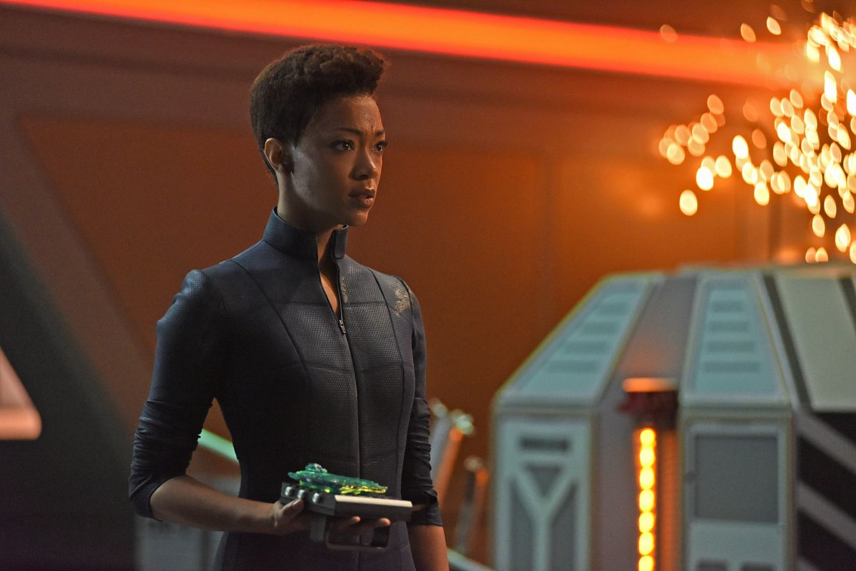 The 'Star Trek: Discovery' Finale Leaves a Confusing