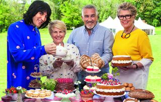 Prue Leith The Great British Bake Off