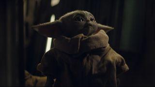 star wars: the mandalorian baby yoda