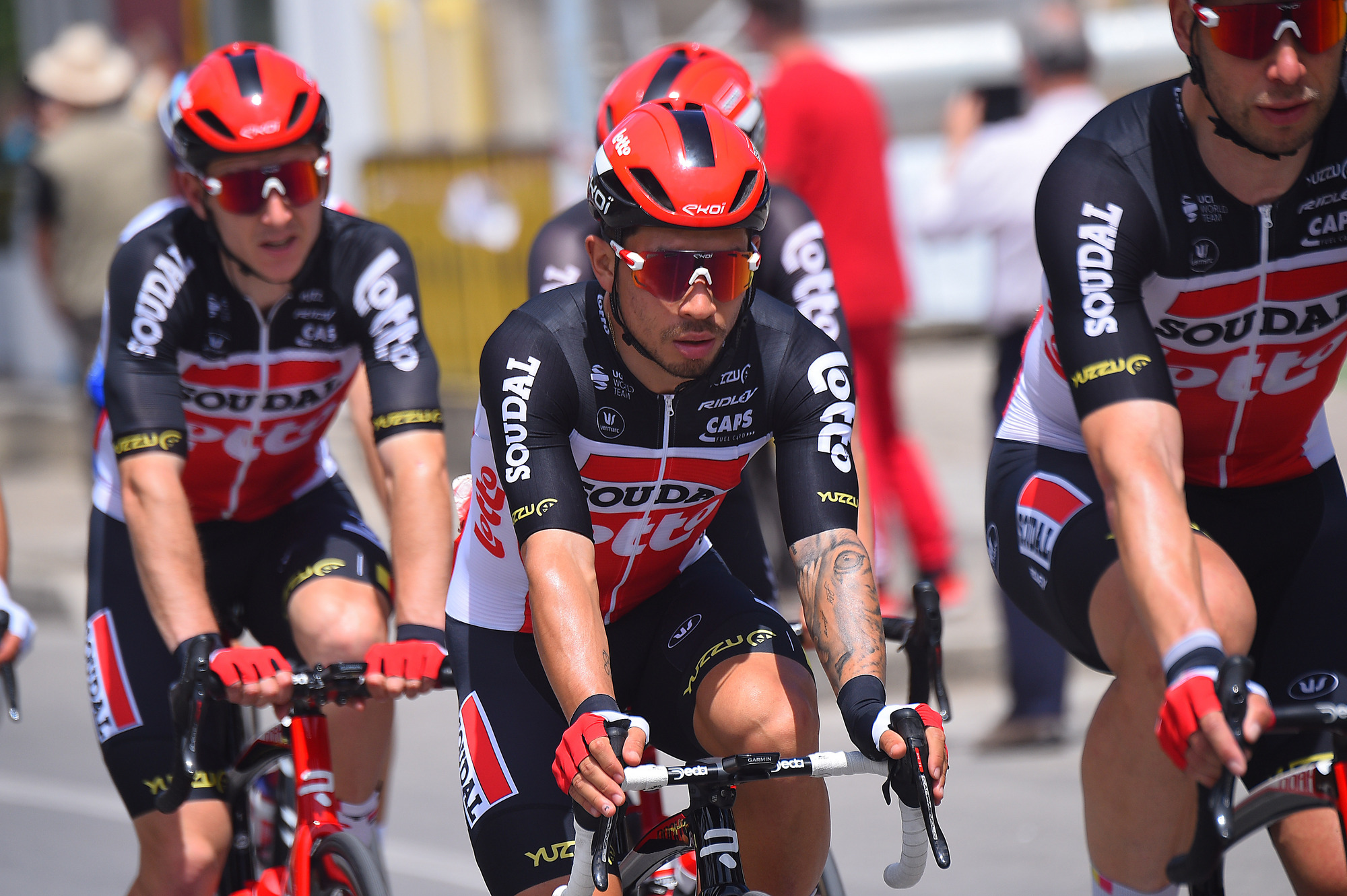 Giro dItalia 2021 104th Edition 7th stage Notaresco Termoli 181 km 14052021 Caleb Ewan AUS Lotto Soudal photo Dario BelingheriBettiniPhoto2021