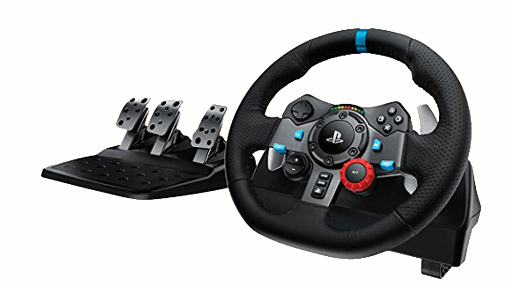 ecc526bbd7c Best PS4 steering wheels 2019: PS4 racing wheels for all budgets |  GamesRadar+