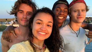 Netflix original series 'Outer Banks'