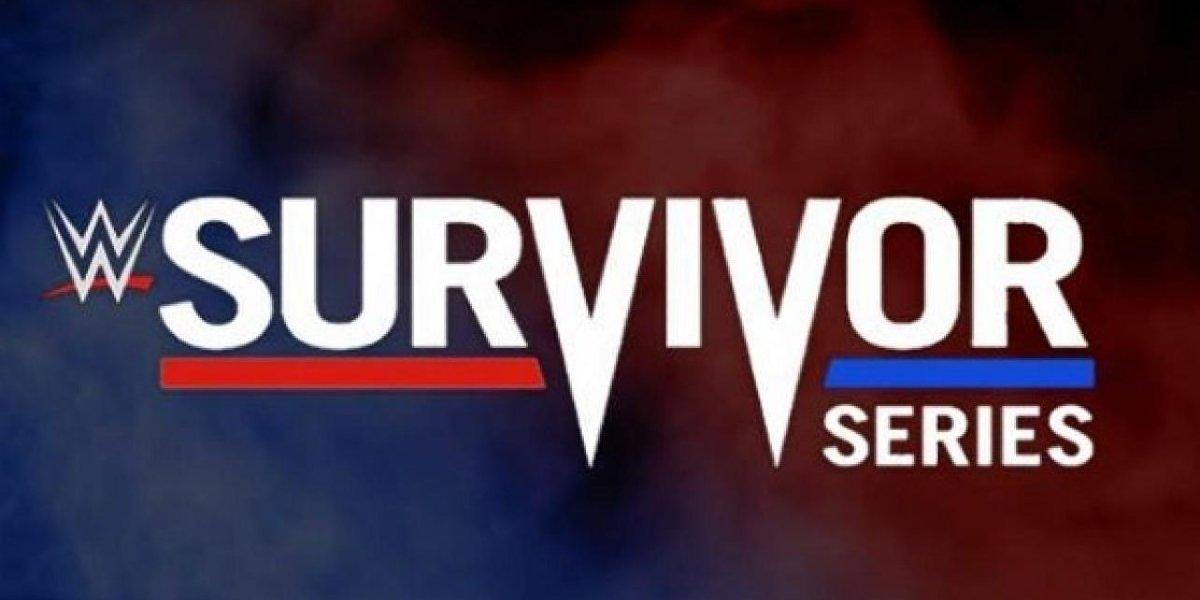 wwe The Survivor Series logo