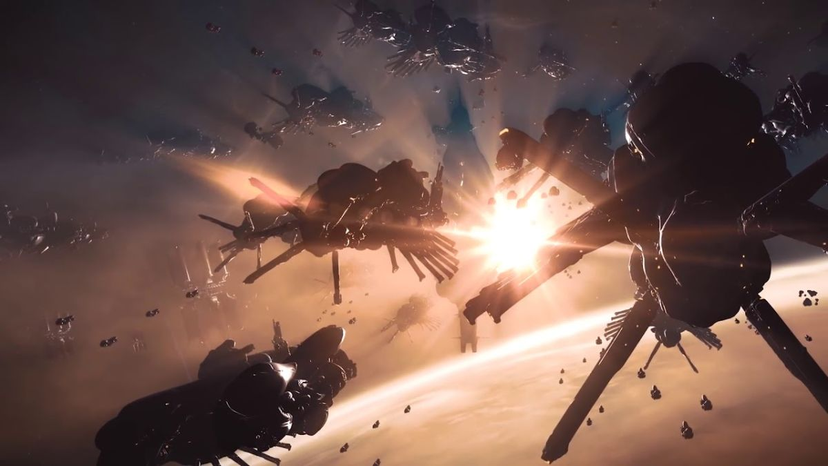 Warframe will let you start building your spaceship now